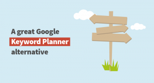 alternative to google keyword planner