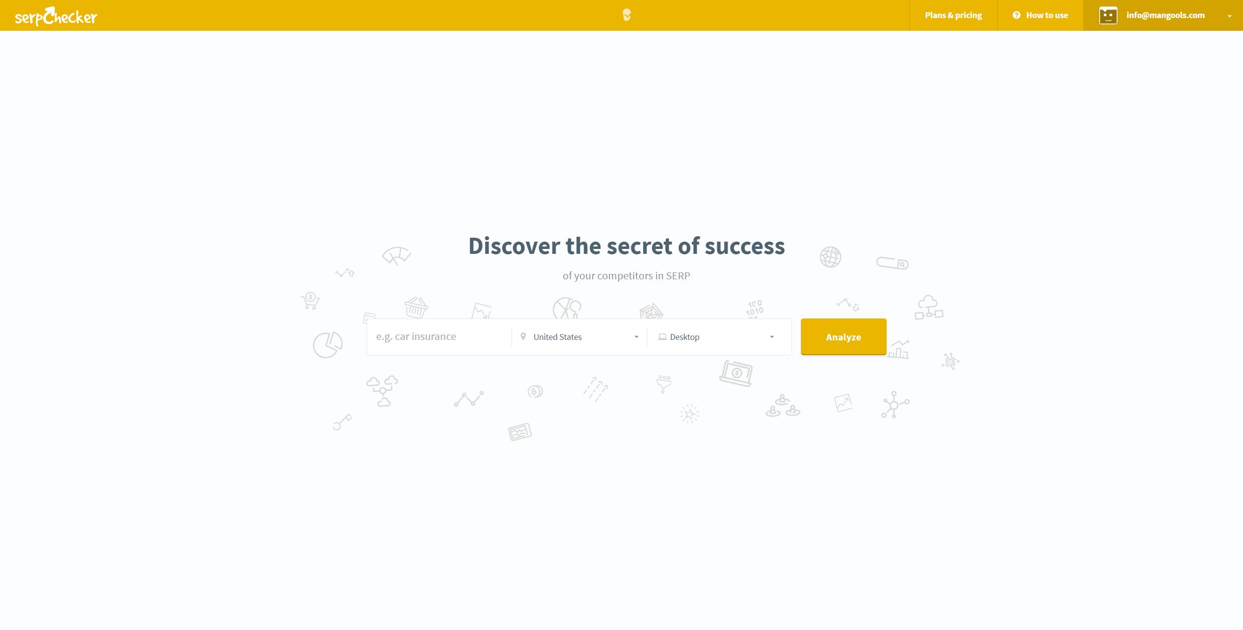 serpchecker-guide-app-landing-page