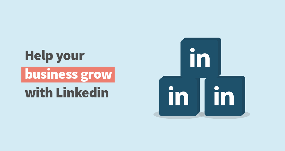 linkedin for business grow mangools blog
