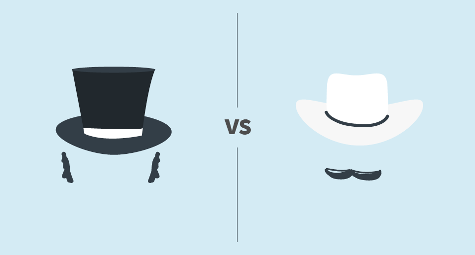 seo basics white hat seo vs black hat seo