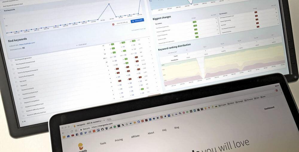 mangools rank tracker serpwatcher beta test