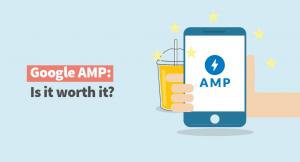 Google AMP mangools blog