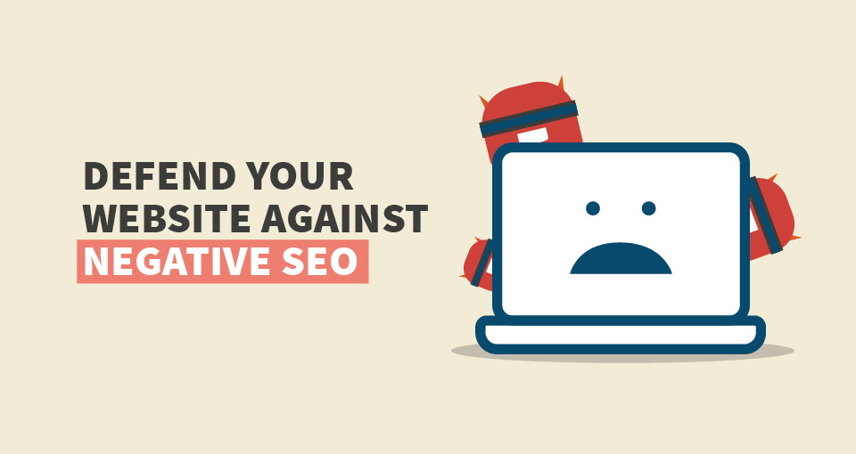 negative SEO blog