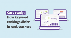 keyword rankings google seo