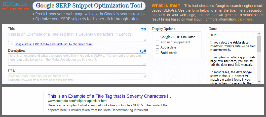 how to optimize title tags