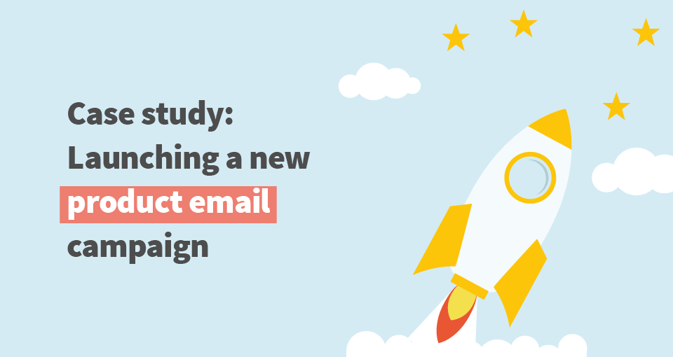 how to prepar a new email product campaign