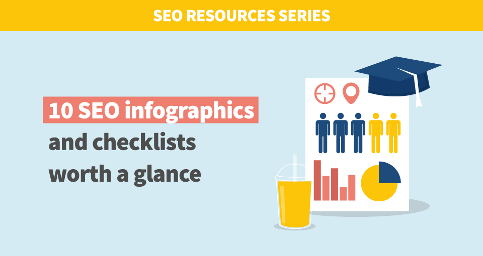 SEO infographic list