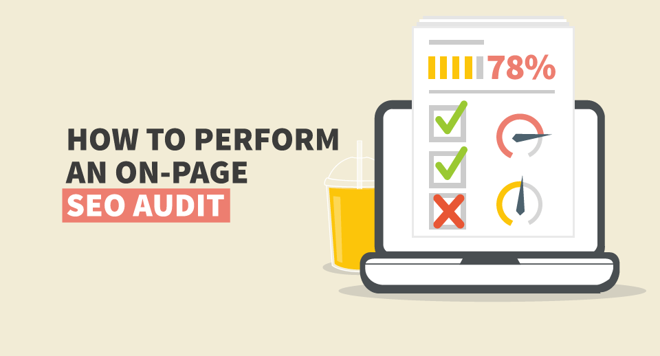 on-page SEO audit guide