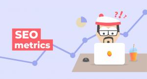 SEO metrics