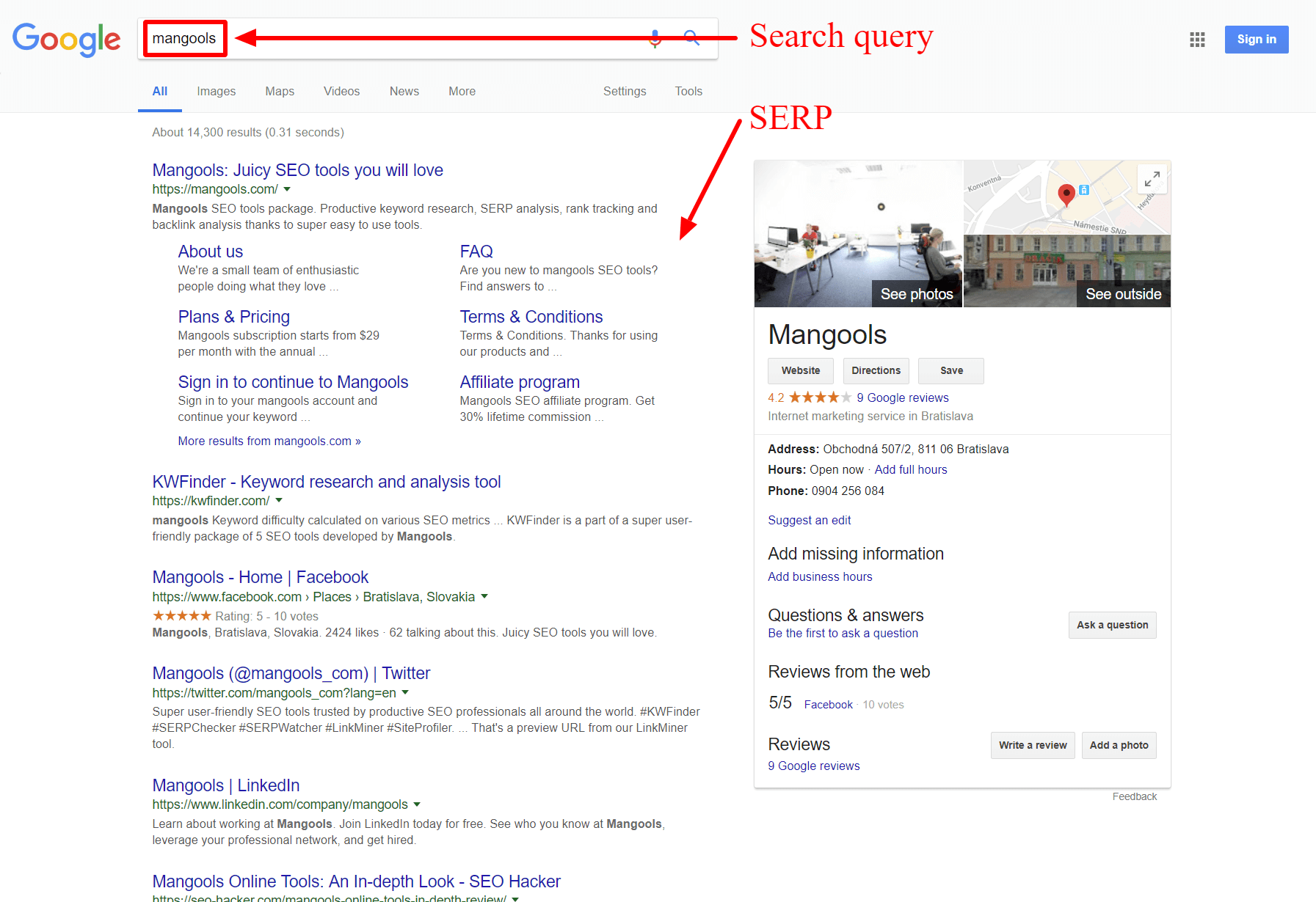 What is SERP And How is it Generated? | Mangools