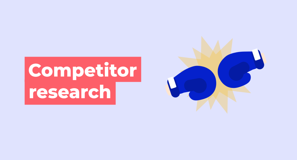 competitor-based keyword research