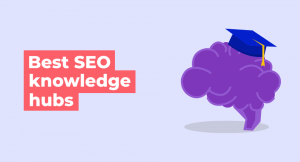 SEO knowledge hubs