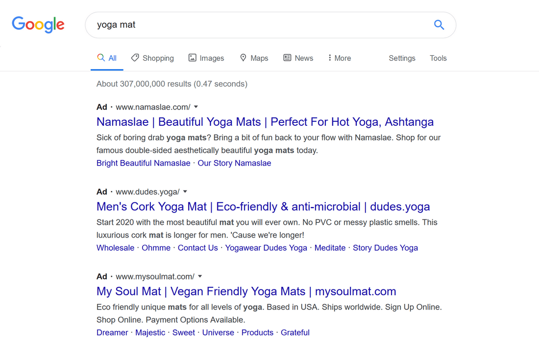 branded PPC ads
