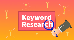keyword research guide illustration